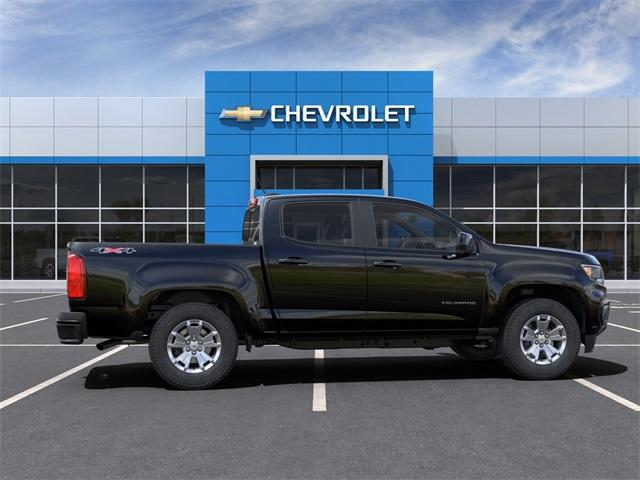 2021 Chevrolet Colorado Crew Cab 4x4, Pickup #148437 - photo 5