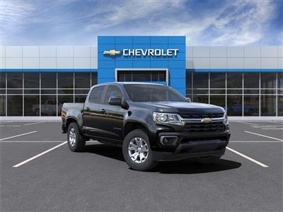 2021 Chevrolet Colorado Crew Cab 4x4, Pickup #148437 - photo 1