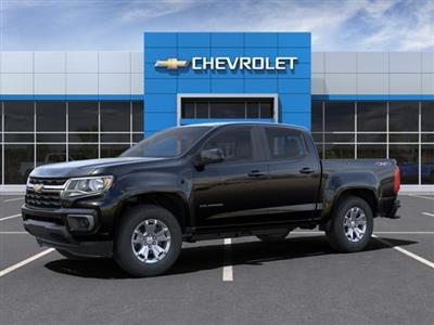 2021 Chevrolet Colorado Crew Cab 4x4, Pickup #148437 - photo 23