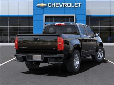 2021 Chevrolet Colorado Crew Cab 4x4, Pickup #148437 - photo 2