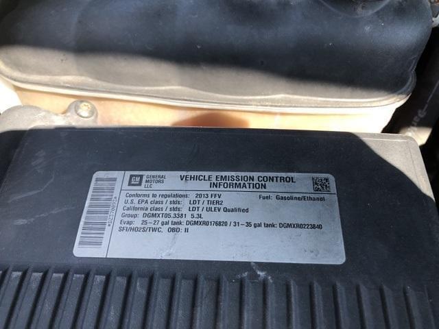 2013 Chevrolet Silverado 1500 Extended Cab 4x4, Pickup #149967A - photo 53