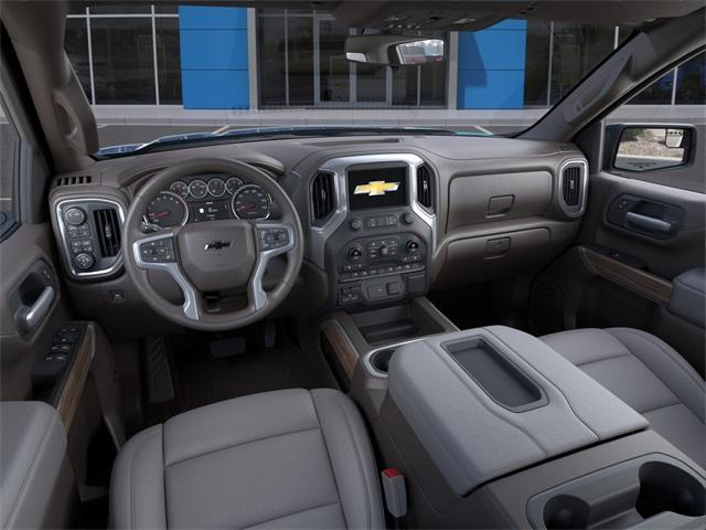 2021 Chevrolet Silverado 1500 Crew Cab 4x4, Pickup #165720 - photo 12