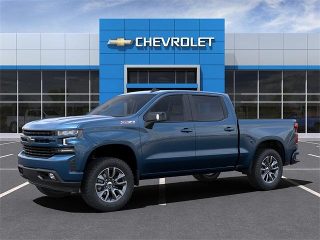 2021 Chevrolet Silverado 1500 Crew Cab 4x4, Pickup #165720 - photo 3