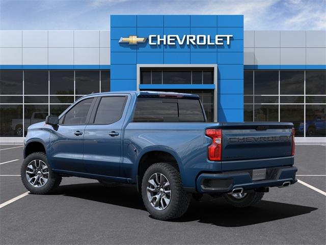 2021 Chevrolet Silverado 1500 Crew Cab 4x4, Pickup #165720 - photo 4
