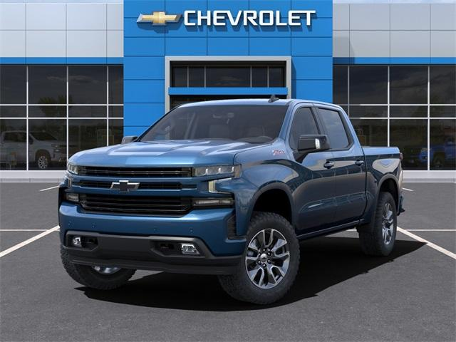 2021 Chevrolet Silverado 1500 Crew Cab 4x4, Pickup #165720 - photo 6