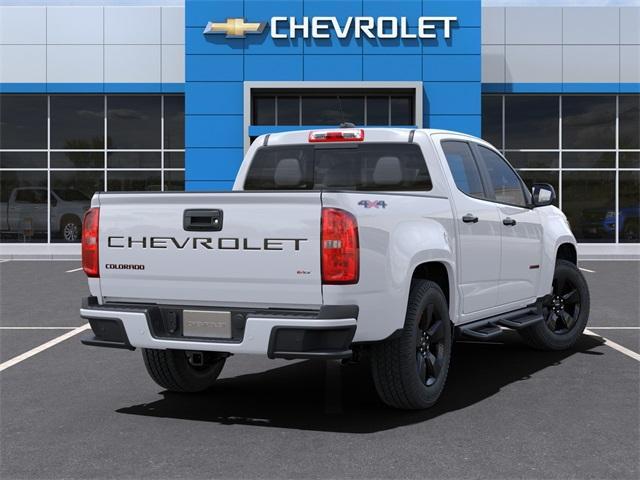 2021 Chevrolet Colorado Crew Cab 4x4, Pickup #171535 - photo 2