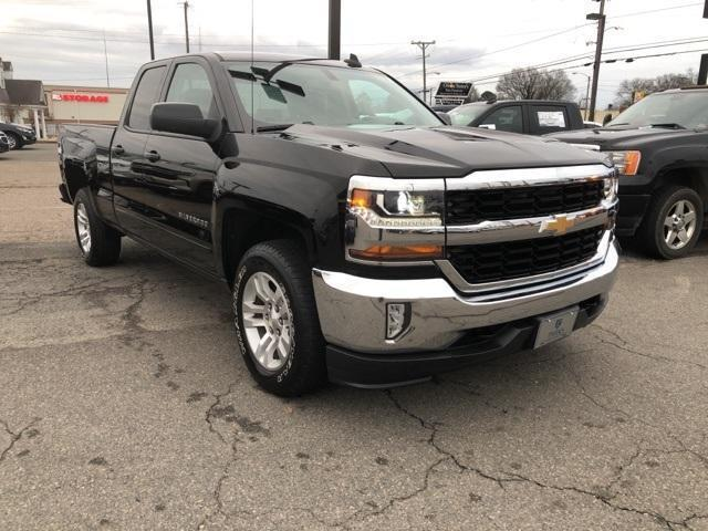 2016 Chevrolet Silverado 1500 Double Cab 4x4, Pickup #183229A - photo 7