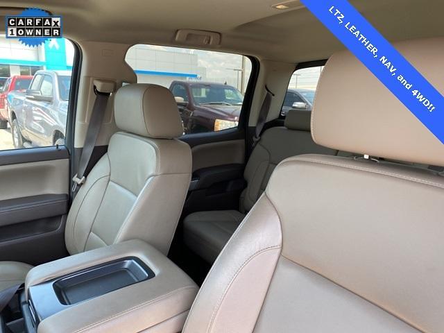 2017 Chevrolet Silverado 1500 Crew Cab 4x4, Pickup #196157A - photo 28