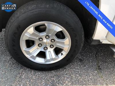 2017 Chevrolet Silverado 1500 Crew Cab 4x4, Pickup #196157A - photo 23