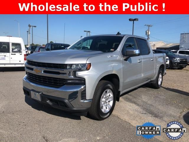 2020 Chevrolet Silverado 1500 Crew Cab RWD, Pickup #1R1597 - photo 1