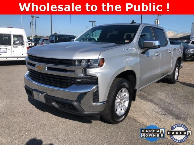 2020 Chevrolet Silverado 1500 Crew Cab 4x2, Pickup #1R1597 - photo 10