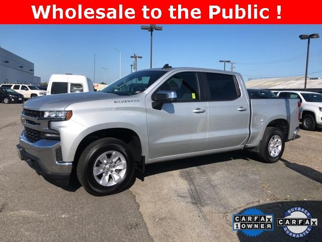 2020 Chevrolet Silverado 1500 Crew Cab 4x2, Pickup #1R1597 - photo 3
