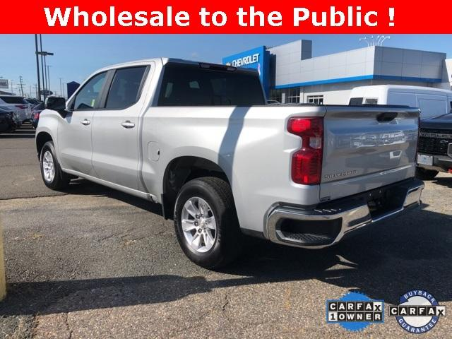 2020 Chevrolet Silverado 1500 Crew Cab 4x2, Pickup #1R1597 - photo 2