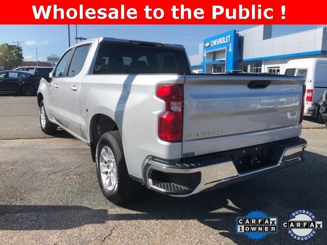 2020 Chevrolet Silverado 1500 Crew Cab 4x2, Pickup #1R1597 - photo 4