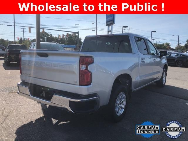 2020 Chevrolet Silverado 1500 Crew Cab 4x2, Pickup #1R1597 - photo 6