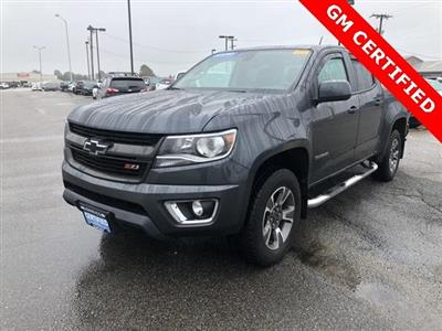 2016 Chevrolet Colorado Crew Cab 4x4, Pickup #1R1648 - photo 10