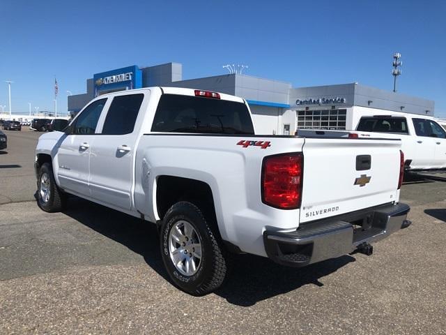 2018 Chevrolet Silverado 1500 Crew Cab 4x4, Pickup #1R1748 - photo 5