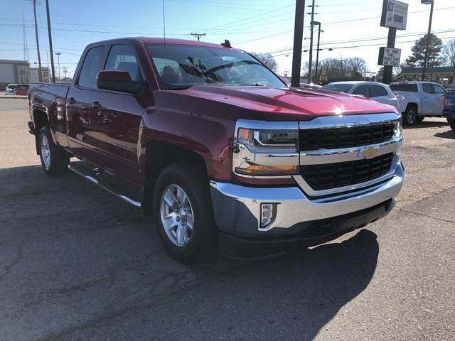 2018 Chevrolet Silverado 1500 Double Cab 4x4, Pickup #1R1758 - photo 8