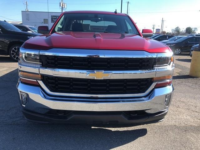 2018 Chevrolet Silverado 1500 Double Cab 4x4, Pickup #1R1758 - photo 9