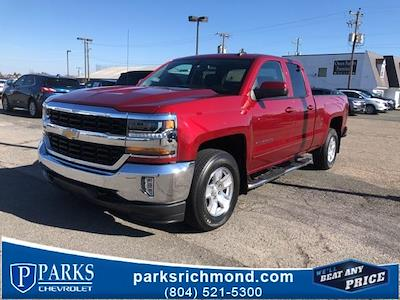 2018 Chevrolet Silverado 1500 Double Cab 4x4, Pickup #1R1758 - photo 1