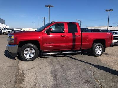 2018 Chevrolet Silverado 1500 Double Cab 4x4, Pickup #1R1758 - photo 3