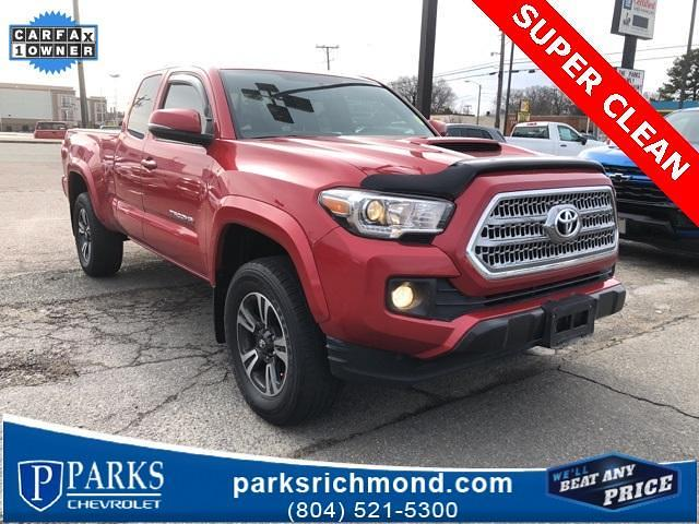 2016 Toyota Tacoma Extra Cab 4x4, Pickup #1R1764 - photo 8