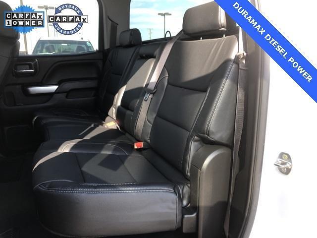2019 Chevrolet Silverado 2500 Crew Cab 4x4, Pickup #1R1843 - photo 21