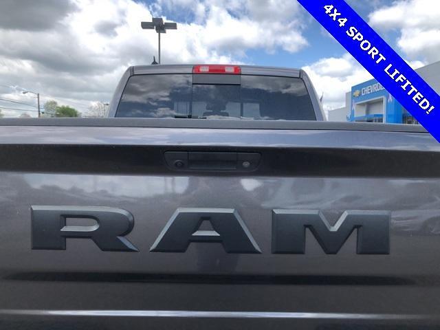 2017 Ram 1500 Crew Cab 4x4, Pickup #1R1844 - photo 13