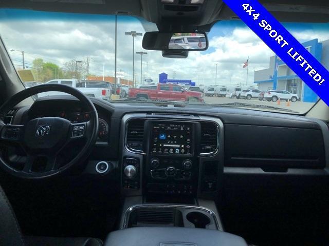 2017 Ram 1500 Crew Cab 4x4, Pickup #1R1844 - photo 24