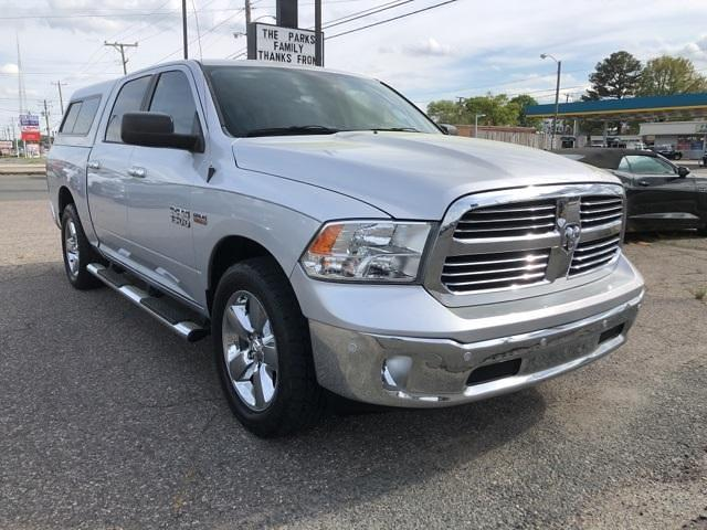 2015 Ram 1500 Crew Cab 4x2, Pickup #1R1846 - photo 10