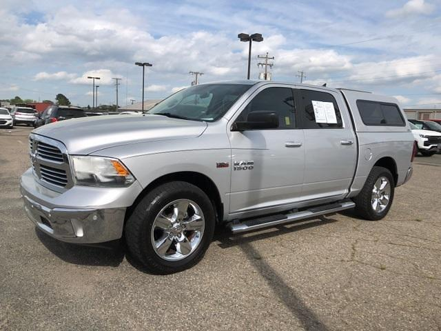 2015 Ram 1500 Crew Cab 4x2, Pickup #1R1846 - photo 5