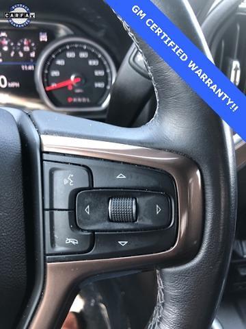 2019 Chevrolet Silverado 1500 Crew Cab 4x4, Pickup #1R1870 - photo 22