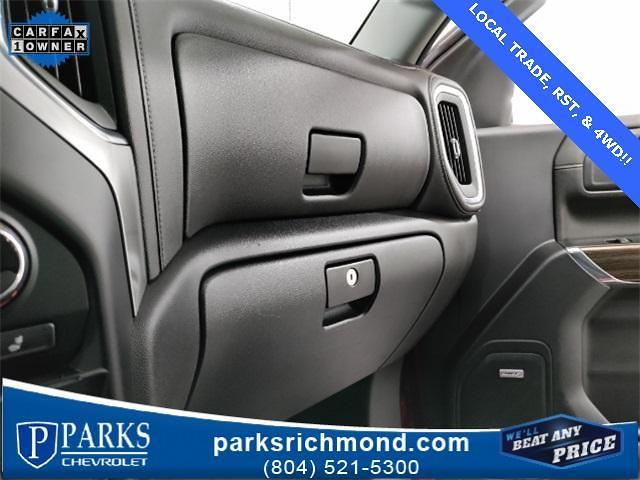 2019 Chevrolet Silverado 1500 Crew Cab 4x4, Pickup #1R1943 - photo 31