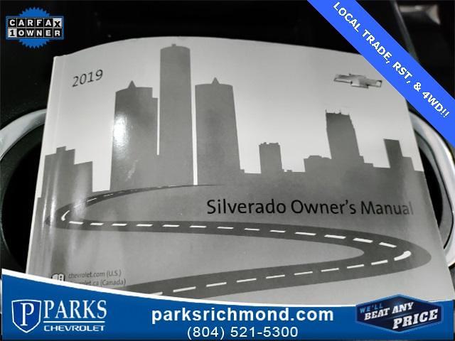 2019 Chevrolet Silverado 1500 Crew Cab 4x4, Pickup #1R1943 - photo 33