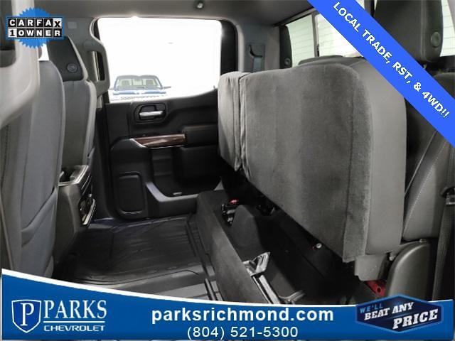 2019 Chevrolet Silverado 1500 Crew Cab 4x4, Pickup #1R1943 - photo 45
