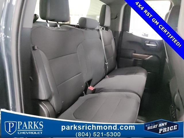 2019 Silverado 1500 Double Cab 4x4,  Pickup #1R2082 - photo 14