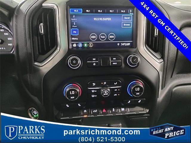 2019 Silverado 1500 Double Cab 4x4,  Pickup #1R2082 - photo 30