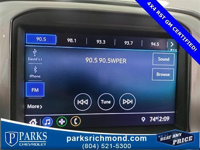 2019 Silverado 1500 Double Cab 4x4,  Pickup #1R2082 - photo 31