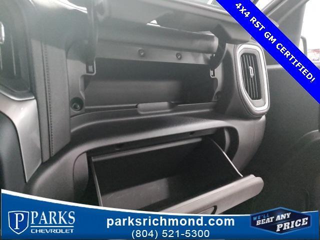 2019 Silverado 1500 Double Cab 4x4,  Pickup #1R2082 - photo 43