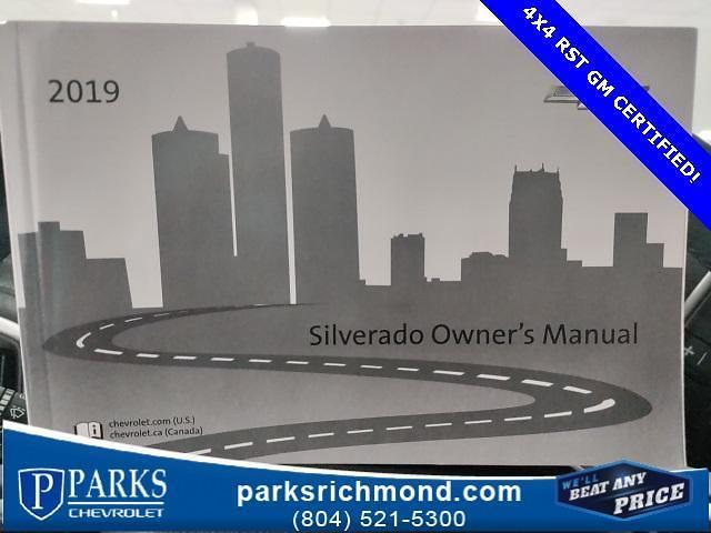 2019 Silverado 1500 Double Cab 4x4,  Pickup #1R2082 - photo 46