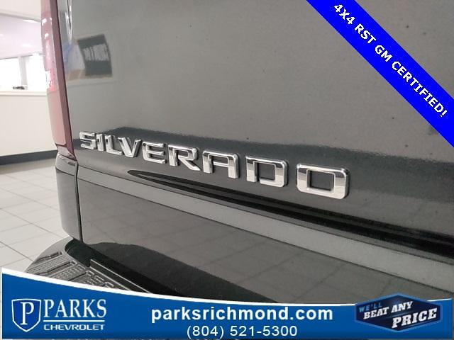 2019 Silverado 1500 Double Cab 4x4,  Pickup #1R2082 - photo 56