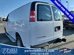 2019 Savana 2500 4x2,  Empty Cargo Van #1R2176 - photo 6