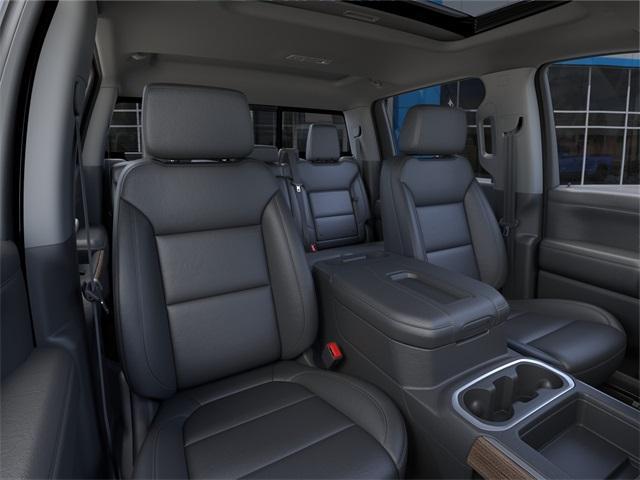 2021 Chevrolet Silverado 1500 Crew Cab 4x4, Pickup #204271 - photo 13