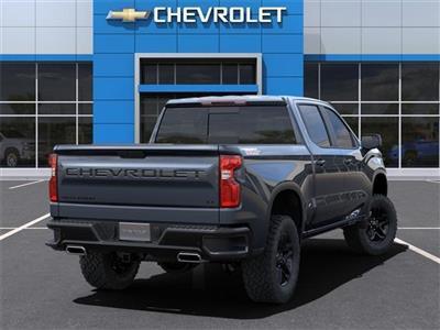 2021 Chevrolet Silverado 1500 Crew Cab 4x4, Pickup #204271 - photo 2
