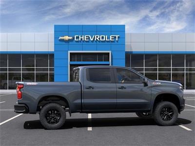 2021 Chevrolet Silverado 1500 Crew Cab 4x4, Pickup #204271 - photo 5