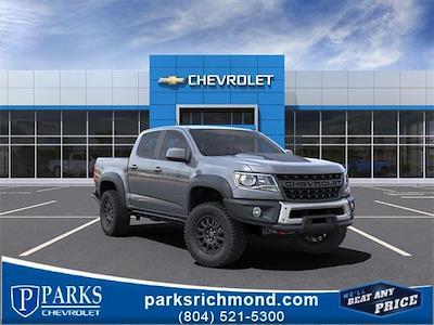 2021 Chevrolet Colorado Crew Cab 4x4, Pickup #209690 - photo 1