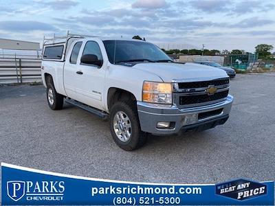 2012 Chevrolet Silverado 2500 Extended Cab 4x4, Pickup #260154A1 - photo 1