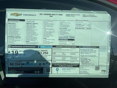 2021 Chevrolet Colorado Crew Cab 4x4, Pickup #275644 - photo 6