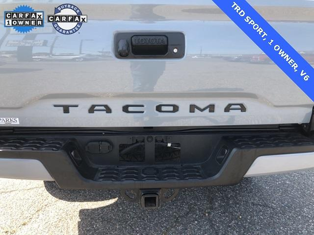 2019 Toyota Tacoma Double Cab 4x4, Pickup #276366A - photo 16
