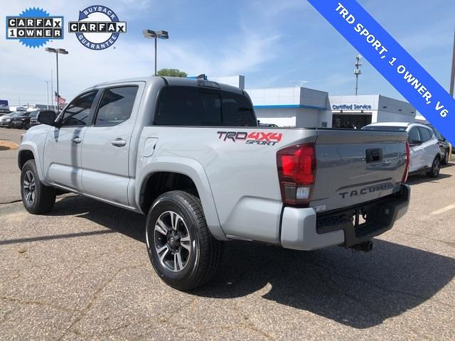 2019 Toyota Tacoma Double Cab 4x4, Pickup #276366A - photo 6